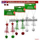 A árvore de Natal Ornaments o partido Keychain de Keychain da forma (CH8111)