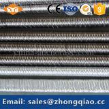 Столб металла хорошего качества плоский Corrugated напрягая гальванизированный трубопровод