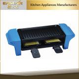 Mini gril électrique de Raclette pour 2 personnes Gr-1022