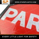 3m 반사체를 가진 재충전용 LED Siga 저속한 헤엄 경고 표시