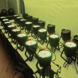 Lumière d'intérieur de PARITÉ de DMX 54X3w DEL