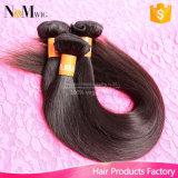 2017 neues Stly brasilianisches Haar der gerades Haar-Qualitäts-7A/8A Guangzhou