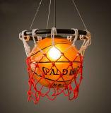 現代創造的な方法コーヒーバーのホームバスケットボールのPendentランプ