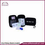 Rectángulo al aire libre de los primeros auxilios de la promoción de EVA de la emergencia médica