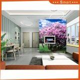 Het hete Verkoop Aangepaste 3D Olieverfschilderij van het Ontwerp van de Bloem voor de Decoratie van het Huis (modelleer Nr.: Hx-5-073)