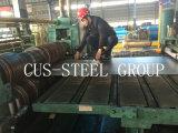 Galvanizado bobinas de acero / inmersión en caliente lámina de acero galvanizada rollo / bobina de acero galvanizado