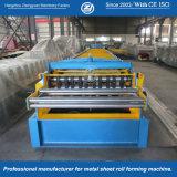 El Decking del suelo del diámetro 82m m del eje lamina la formación de la maquinaria