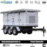 Conjunto de generador móvil de 20kVA a 1650kVA