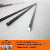 alambre de la PC de 7.5m m para el concreto pretensado