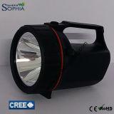 5W LED Lithium der Fackel-Licht-bewegliches Energien-Bank-4800mAh