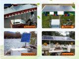 188L si dirigono il congelatore doppio 12V di energia solare dei portelli di uso