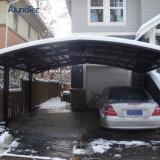 屋外のポリカーボネートのアルミニウム二重Carportsのおおいカバー