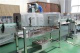 Tunnel Semi-Automatique de vapeur d'étiquette de PVC d'animal familier de chemise de rétrécissement pour le baril de bouteille