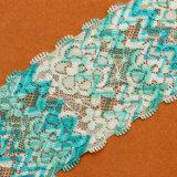 Merletto di nylon di Volie di stile da cerimonia nuziale del bordo francese dei vestiti