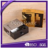 Usine personnalisée Tiroir style carton Perfume Box Emballage