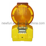 Solar Barricade Light Roadway LED Hazard Warning Light Traffic Light