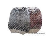 겨울 모자 아크릴 자카드 직물 모자 베레모 모자 주문 니트 모자 POM POM에 의하여 뜨개질을 하는 모자
