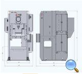Sacador monopunto lateral recto de la prensa de la precisión de Sevro/punzonadora