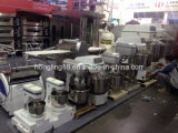 バゲットのためのパン屋のパンの工場32皿の商業回転式ディーゼルオーブン