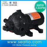 bomba de agua de alta presión de la descarga de 60psi 12V alta