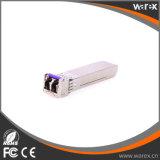 통신망을%s SFP+ 10G CWDM 광학적인 송수신기 1490nm 80km