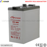 2V 800ah AGM-tiefe Schleife-Solarbatterie Cspower Cl2-800