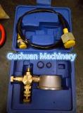 Hydraulischer Unterbrecher zerteilt Stickstoff-aufladeninstallationssatz