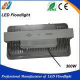 L'alta buona qualità redditizia IP65 impermeabilizza l'indicatore luminoso di inondazione di 300W LED