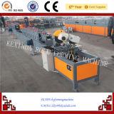 Máquina de fabricação de portas de obturador de rolo de controle manual ou elétrico