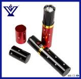 MiniSelbstverteidigung-Geräten-Lippenstift betäuben Gewehr mit Taschenlampe (SYSG-145)