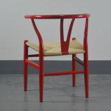 Классической ретро стул Wishbone y веревочки металла типа сплетенный рамкой для обедать (SP-LC289)