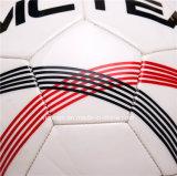 Bille de football différente lisse de couleurs de taille officielle