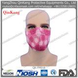 使い捨て可能なFoldable N95マスク、塵マスクの製造業者