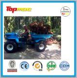 Entraîneur agricole de la Chine Topall à vendre l'entraîneur de ferme utilisé en huile de palmier Fram