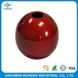 Rivestimento rosso elettrostatico della polvere per la mobilia esterna del metallo