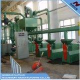 Gomma residua che ricicla macchina/linea di produzione di gomma della polvere