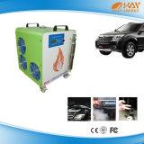Máquina da limpeza do motor do carbono do líquido de limpeza do carbono do hidrogênio do injetor de combustível
