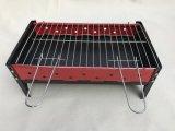 Решетка BBQ решетки барбекю угля изготовленный на заказ нержавеющая портативная напольная