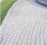 Macchina di pietra idraulica del divisore per il ciottolo di taglio/limite/pietra per lastricati