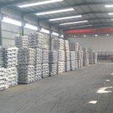 Baar 99.7% van het Aluminium van de hoge Zuiverheid en van de Lage die Prijs in China wordt gemaakt