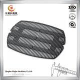 Решетка барбекю решетки BBQ утюга отливок Ht250 металла OEM с эмалью