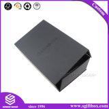 Просто черная магнитная электронная коробка подарка мобильного телефона продуктов
