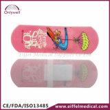 Fasciatura adesiva medica a gettare di PE/PVC Steriled