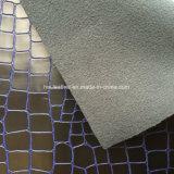 石造りの穀物ソファーの椅子Hx-F1712のための総合的なPUの革