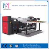 China-neuestes breites Format-UVdrucker Mt-UV2000 für Aluminium