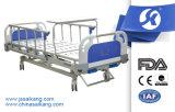 ABS Vorstand-Krankenhaus-Bett mit den Fußrollen am populärsten
