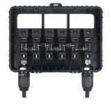 Boîte de jonction de panneau solaire de 6 diodes des longerons 5