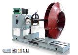 Máquina de equilíbrio do ventilador para o rolo do rotor de turbina do vapor do impulsor do ventilador