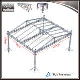 Ферменная конструкция системы ферменной конструкции крыши конструкции ферменной конструкции напольного этапа алюминиевая для сбывания