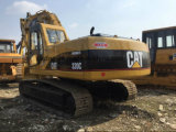 Escavatore utilizzato del gatto 320c (escavatore 320C del crawer del trattore a cingoli)